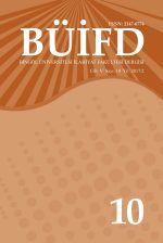 Bingöl Üniversitesi İlahiyat Fakültesi Dergisi