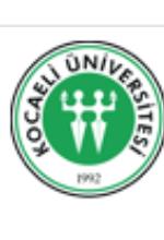 Kocaeli Üniversitesi İlahiyat Fakültesi